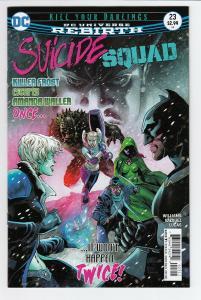 SUICIDE SQUAD (2016 DC) #23