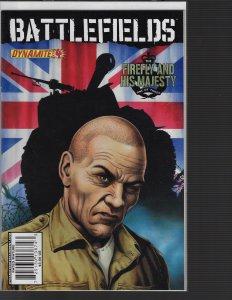 Battlefields #4 (Dynamite, 2010) NM