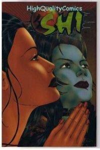 SHI #7 - Chromium Ed, NM, William Tucci, Femme Fatale, 1996, more in store
