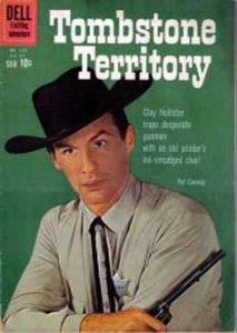 Tombstone Territory #1, VG (Stock photo)