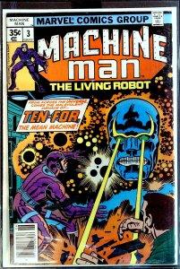 Machine Man #3 (1978)