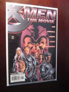 X-Men The Movie #1 B - 8.0 - 2000