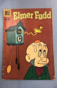 Four Color #1081 (1960) Elmer Fudd