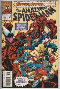 Amazing Spider-Man #380 (Nov-93) NM+ Super-High-Grade Spider-Man