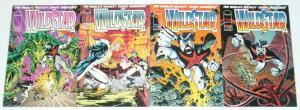WildStar #1-3 FN/VF complete series + variant - image comics set lot 1995