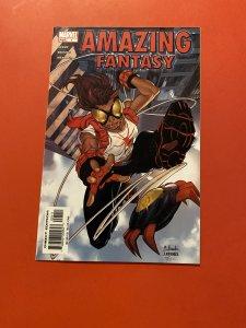 Amazing Fantasy 1 2004 Key Book First Araña