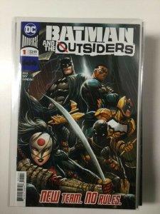 Batman & the Outsiders #1 (2019) HPA