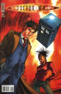 Doctor Who (2nd Series) #1 VF/NM; IDW | save on shipping - details inside