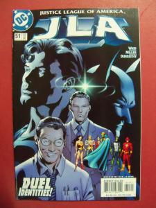 JUSTICE LEAGUE OF AMERICA   #51  VF/NM OR BETTER  DC COMICS