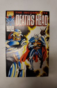The Incomplete Death's Head (UK) #5 (1993) NM Marvel Comic Book J720