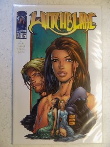 WITCHBLADE # 12