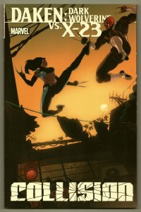Daken vs X-23 Collision TPB | 1st Print (Marvel, 2011) New!