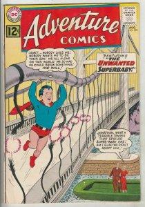 Adventure Comics # 299 Strict VF+ High-Grade 1st Gold Kryptonite, Bizarro Wow