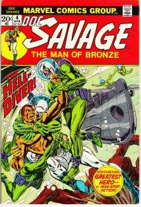 1972 Doc Savage #4