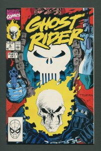 Ghost Rider #6 / 9.4 NM - 9.6 NM+ /  October 1990