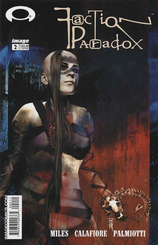 Faction Paradox #2 VF; Image | save on shipping - details inside