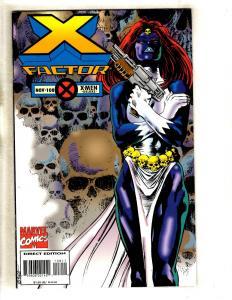 13 X-Factor Marvel Comics #108 109 110 111 112 113 114 115 116 117 118 119+ MF11