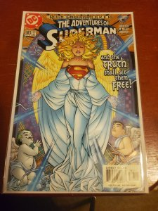 Adventures of Superman #583 (2000)