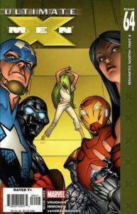 Ultimate X-Men (2001 series) #64, NM (Stock photo)