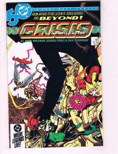 Crisis On Infinite Earths #2 VF DC Comics Comic Book Wolfman Superman DE20