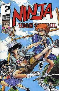 Ninja High School #26 VF/NM; Malibu | save on shipping - details inside