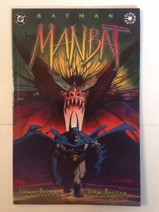 Batman Manbat #1 Near Mint Elseworlds