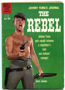 The Rebel- Four Color Comics #1138 1960- Johnny Yuma VG