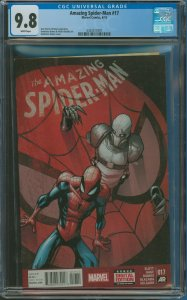 Amazing Spider-Man #17 CGC Graded 9.8