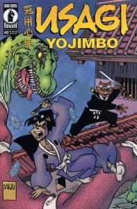 Usagi Yojimbo (Vol. 3) #48 VF/NM; Dark Horse | save on shipping - details inside