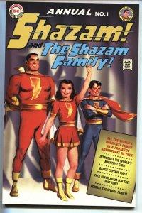 Shazam and the Shazam Family Annual #1 2002 BLACK ADAM TPB