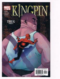 Kingpin: Thug # 4 Marvel Comic Books Spider-Man Daredevil Mary Jane!!!!!!!!! S51