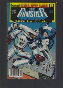 The Punisher Annual #1 (1988)