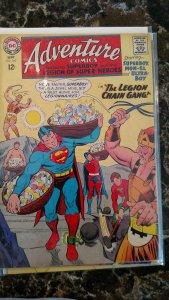 Adventure Comics #360 (Sept 1967, DC) VG+