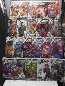 X-Men Gold (Marvel 2017) #1-22 Lot of 21Diff Marc Guggenheim's Mutant Heroes