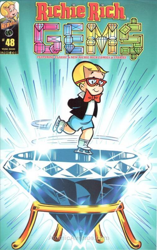 Richie Rich Gems #48 VF/NM; Harvey | combined shipping available - details insid