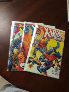 X-Men 96 97 98 Apocalypse The Twelve All Nm Near Mint
