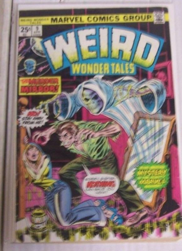 Weird Wonder Tales #9 (Apr 1975, Marvel)
