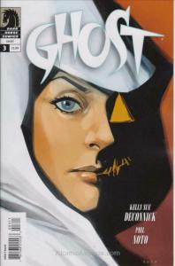 Ghost (3rd Series) #3 VF; Dark Horse | save on shipping - details inside