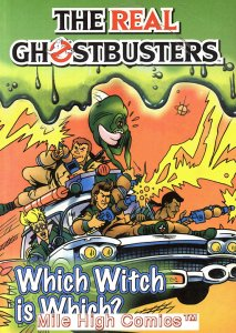REAL GHOSTBUSTERS: WHICH WITCH IS WHICH TPB (VOL. 3) (2006 Series) #1 Very Fine