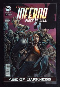 Grimm Fairy Tales presents Inferno: Rings of Hell #1 Cover B (2014)