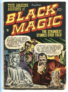 Black Magic #6 1951-Prize-pre-code horror-Simon & Kirby-G/VG