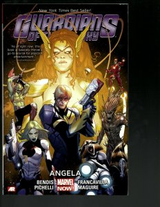 Guardians of the Galaxy Vol. # 2 Angela Marvel Comic Book TPB Graphic Novel J402