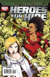 Heroes for Hire (2006 series) #12, NM (Stock photo)