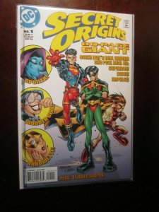 Secret Origins 80 Page Giant #1 - 6.0 - 1998