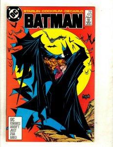 Batman # 423 NM DC Comic Book Todd McFarlane Cover Art Joker Gotham Robin RM4