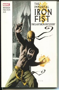 Immortal Iron Fist: The Last Iron Fist Story-Ed Brubaker-2007-PB-VG/FN