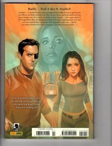 Buffy Vampire Slayer V #4 Dark Horse Panini Comics Graphic Novel TPB GERMAN J162