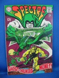 The Spectre #7 (Nov-Dec 1968, DC) VF+