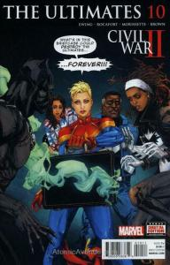 Ultimates, The (3rd Series) #10 FN; Marvel | save on shipping - details inside