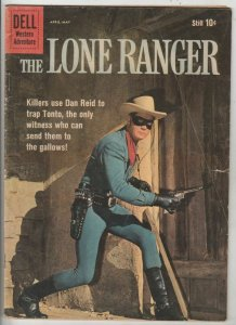 Lone Ranger, The # 133 Strict VG+ Clayton Moore Photo,Tonto and Younghawk
